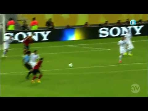 FIFA Confederations Cup 2013 | Spain vs Uruguay | First Half