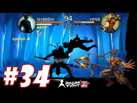 Shadow Fight 2 : Tể Tướng Demacia Xin Zhao đại náo thiên cung #34