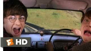 Harry Potter And The Chamber Of Secrets (2/5) Movie CLIP