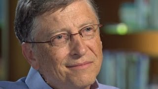 60 Minutes: Charlie Rose Interviews Bill Gates