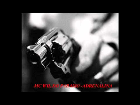 MC WILL DO PARAISO - ADRENALINA