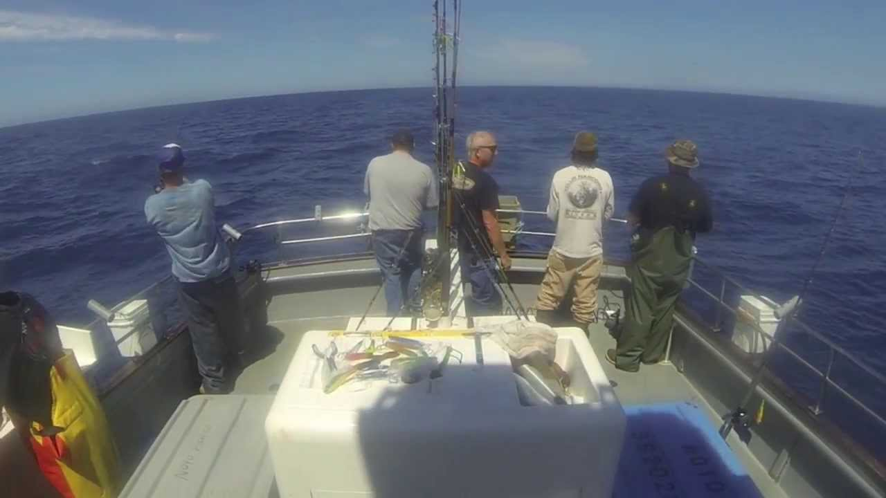Fort bragg tuna fishing youtube for Fort bragg fishing