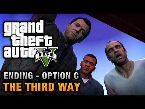 GTA 5 Ending