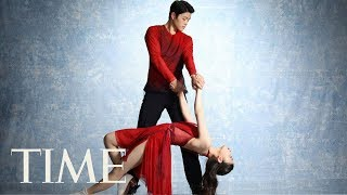 Ice Dancers Alex & Maia Shibutani On Blending Technical Skill And Creativity | Meet Team USA | TIME