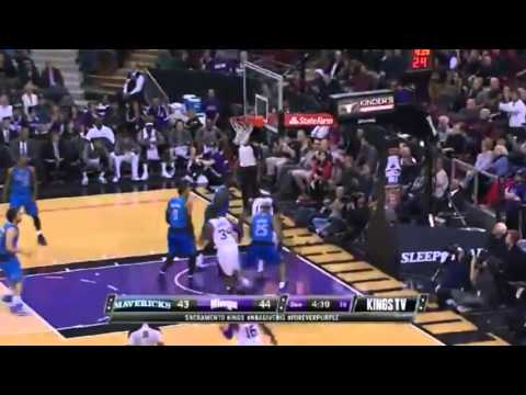 Dallas Mavericks vs Sacramento Kings   FULL GAME HIGHLIGHTS   December 9, 2013   NBA 2013 14 Season