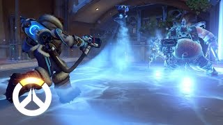 Overwatch - Mei Ability Overview