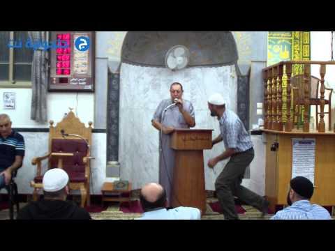 لقاء لتوديع حجاج بيت الله الحرام في جلجولية