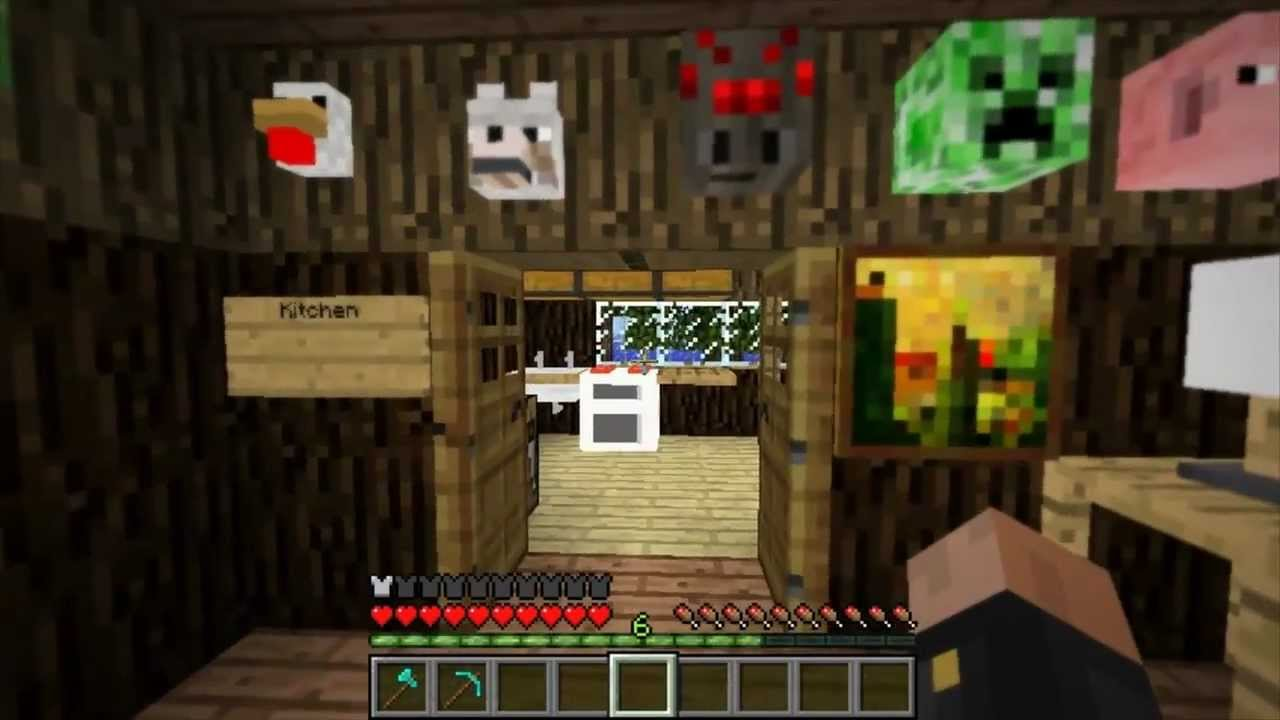 Jammy 39 S Furniture Mod 1 2 5 Minecraft Review And Tutorial Client And Server Youtube