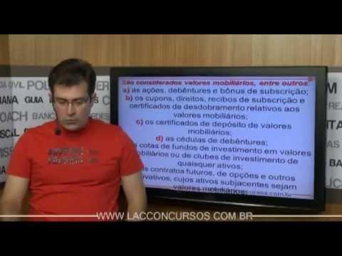40 super dicas para o concurso do Banco do Brasil 2013 - Prof. Luiz Antonio - parte 02/02