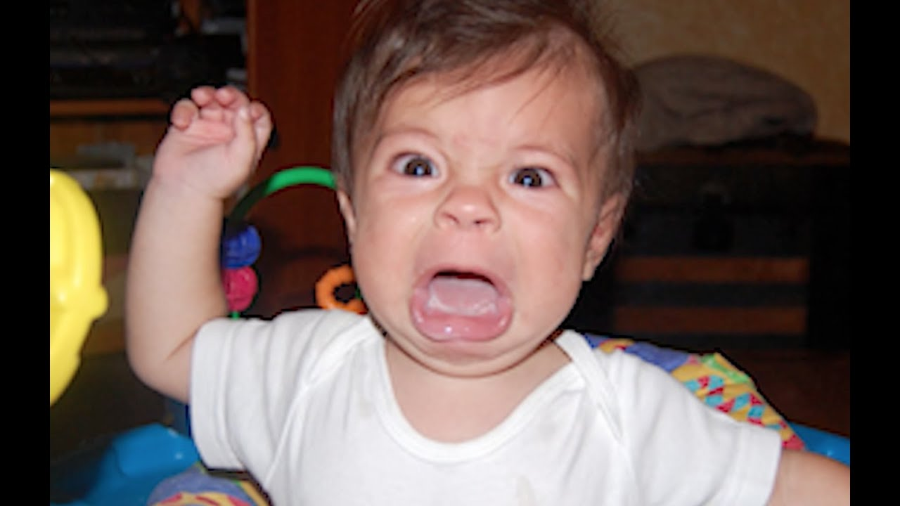 angry baby - photo #9