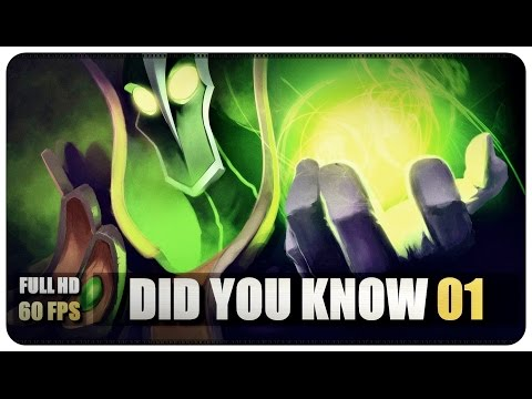DOTA 2 - Did You Know? - Episode 1