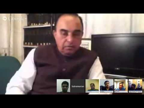 What Ails Indian Economy? Find out Dr Subramanian Swamy's remedy