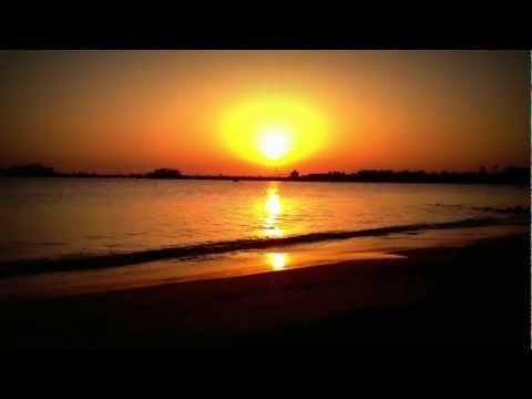 Sonnenaufgang in ?gypten Hurghada. Sunrise in egypt . Bосход солнца в Египет : египет
