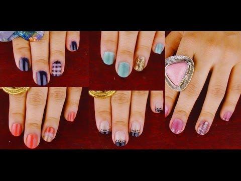 5 ideas para tus uñas. Miku