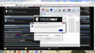 Pour Www.hackersforum.fr FrozenWay VPN