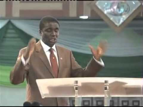 ENGAGING THE POWER OF HOLY GHOST FOR FULFILMENT OF DESTINY PT.4A - EMPOWERMENT FOR RESTORATION PT.A