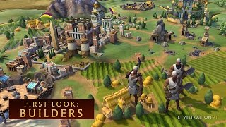 Sid Meier's Civilization VI - Építők