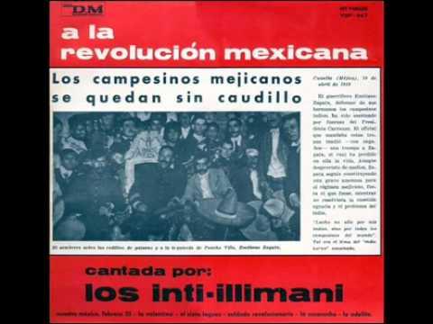 Rolando Alarcon&Inti-Illimani - 1969 - A La Resistencia Espanola - A La Revolucion Mexicana