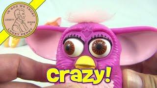 1998 Furby McDonald's Happy Meal Toys Lot