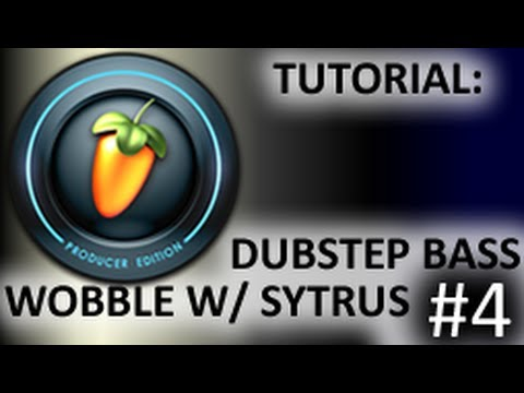 How to make dubstep in FL studio using Harmor #4