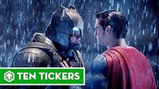 Top 10 siêu anh hùng từng hạ gục Batman | Ten Tickers No. 163