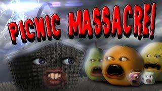 Annoying Orange Picnic Massacre
