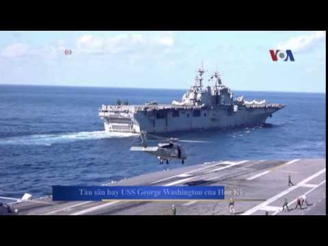 Mỹ tuyên bố không gửi tàu sân bay thăm Trung Quốc