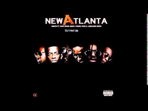 (FULL MIXTAPE) Migos, Young Thug, Rich Homie Quan & Jermaine Dupri - New Atlanta