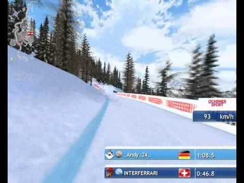 Ski Challenge 2012 - Greentube Gameplay by Magicolo 46