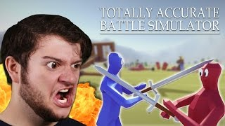 Totally Accurate Battle Simulator (Funny Moments)