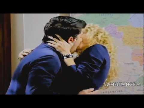 Rebelde Record - Namoro de Diego e Roberta (Parte 42)