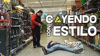 Caidas en el Supermercado