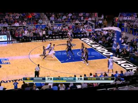 Indiana Pacers vs Orlando Magic | February 8, 2014 | NBA 2013-14 Season