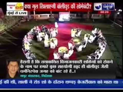 Tonight with Deepak Chaurasia: Has Narendra Modi divided Bollywood?