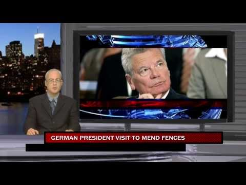 March 08 2014 New Greek TV weekly english edition greek news