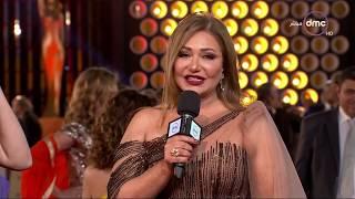ليلى علوي في إطلالة مميزة بمهرجان القاهرة