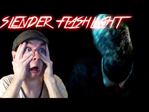 Slender Flashlight | HENTAI TENTACLE SLENDER | Indie Horror Game - Commentary/Face cam reaction
