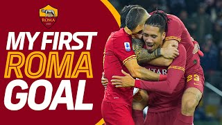 My First AS Roma Goal: Chris Smalling v Udinese