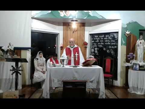 Santa Missa | 03.07.2020 | Sexta-feira | Padre José Sometti | ANSPAZ