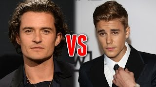 Justin Bieber PUNCHED By Orlando Bloom Over Selena Gomez