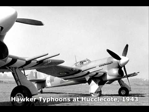 Kingston Aviation Story Part 6 - Hawker Aircraft Ltd. during World War Two, 1940 - 1945 (Running time 9 minutes)