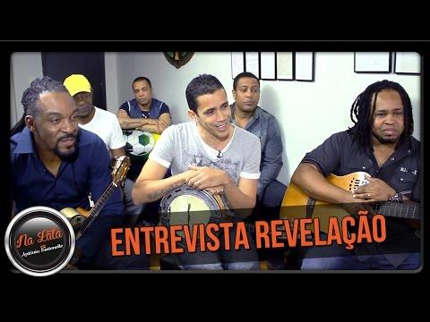 PROGRAMA #NALATA - 04/08/2014 ENTREVISTA GRUPO REVELAÇÃO