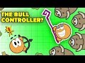 MEET THE BULL CONTROLLER Wolf Update Funny Moments