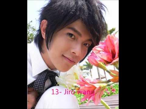 los chicos mas guapos de asia top 30 •*¨ *♥*♥