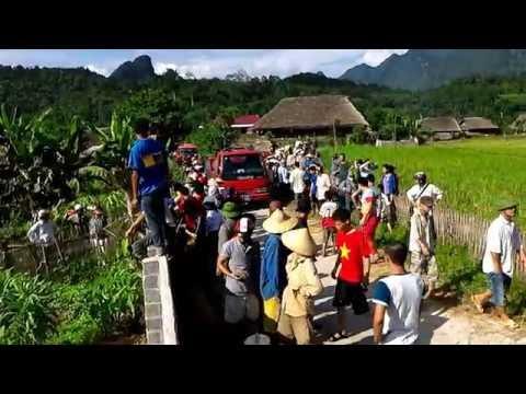 Tai nạn cháy nhà đau lòng tại Phương Thiện - Hà Giang ngày 22 tháng 6 năm 2015