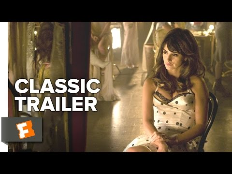 Nine (2009) Official Trailer #1 - Daniel Day-Lewis Movie HD