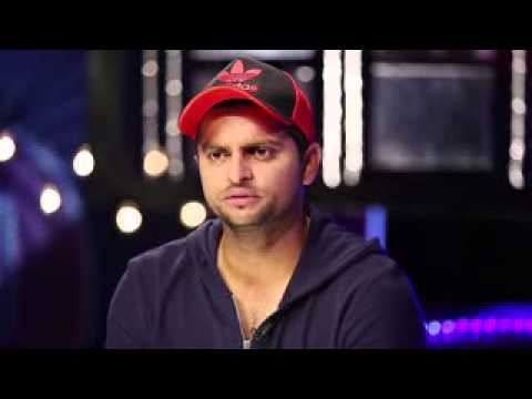 A small segment of Suresh Raina at Heroes