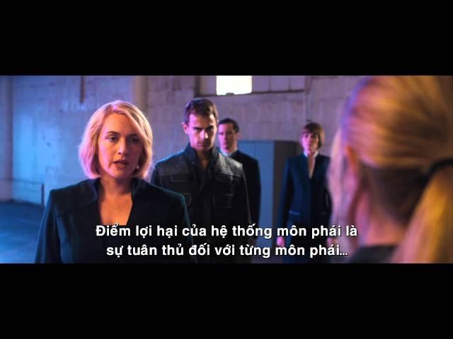 Divergent - Dị Biệt (trích đoạn): Vẻ đẹp trong sự chống đối