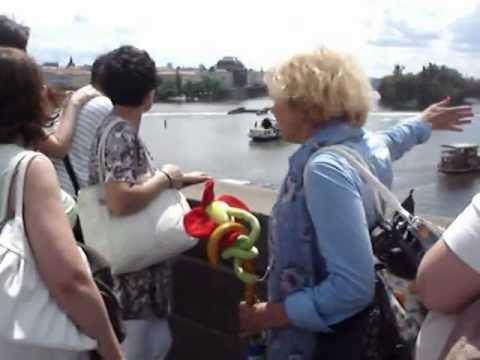 Ольга Маракова - Экскурсии по Праге. - экскурсии 2013