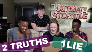 2 Truths 1 lie (feat. Ultimate Storytime Cast) + GIVEAWAY!| Thomas Sanders